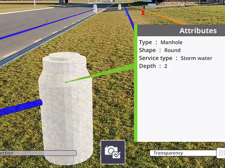 Accuracy with ease - SiteVision for Utilities