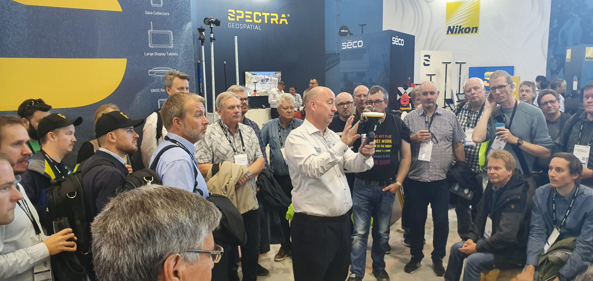 SiteVision at Intergeo 2019 - Geospatial